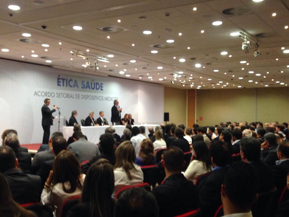 Empresa assina Acordo Setorial de Ética