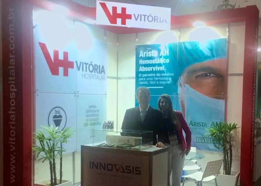 VH marca presença no XVI Congresso da Academia Brasileira de Neurocirurgia